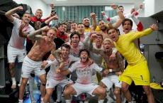 5 Fakta Penting AC Milan Lolos Liga Champions, Rekor Tandang hingga Penantian 7 Musim - Foto 3