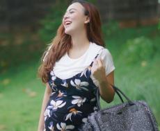 5 Pesona Rizky Nabila, Janda Bek Persija Alfath Fathier - Foto 5