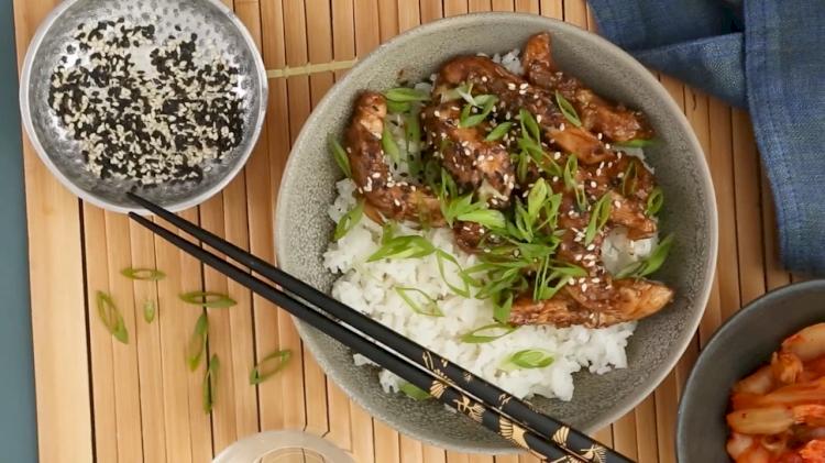 Gampang dan Enak Ini Resep Ayam Bulgogi Ala Korea - Foto 2