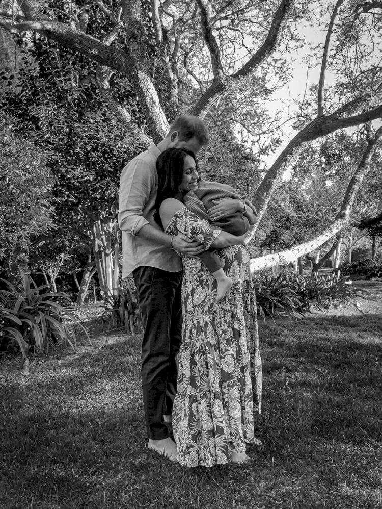 Pangeran Harry dan Meghan Umumkan Kelahiran Anak Kedua, Ini Makna Namanya - Foto 1