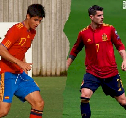 5 Potret Dulu dan Sekarang Karier Timnas Bintang Sepak Bola Eropa - Foto 5