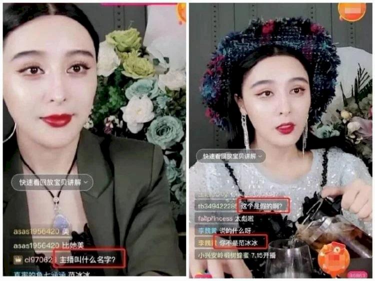 Artis China Fan Bingbing Gugat Penggemar yang Kembari Penampilannya - Foto 1