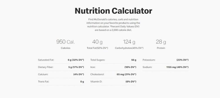 Heboh Rebutan BTS Meal, Berapa Jumlah Kalori Satu Porsinya - Foto 2