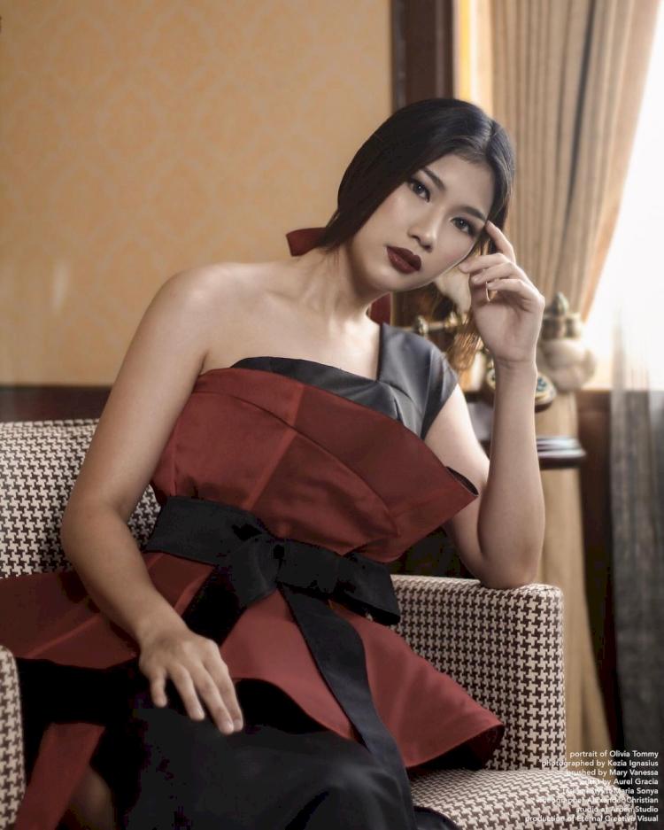 5 Potret Cantik Olivia Tommy, Kontestan MasterChef Indonesia 8 yang Mencuri Perhatian - Foto 2