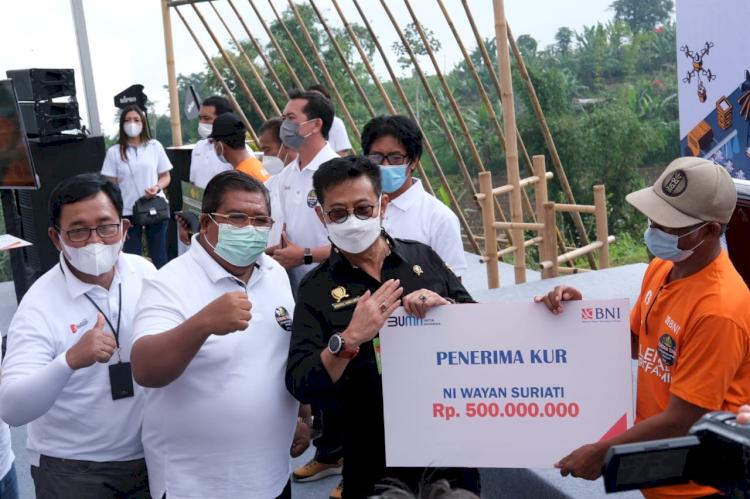 Millenial Smartfarming di Bali Cetak Petani Berkapasitas Ekspor - Foto 1