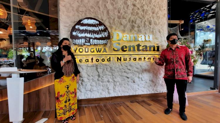 Yougwa Danau Sentani, Menu Khas Indonesia Timur Hadir di Senayan Park - Foto 1