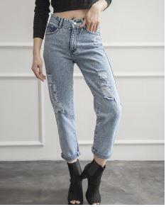 Hai Girl, Ini 5 Celana Jeans Paling Kekinian 2021 - Foto 4