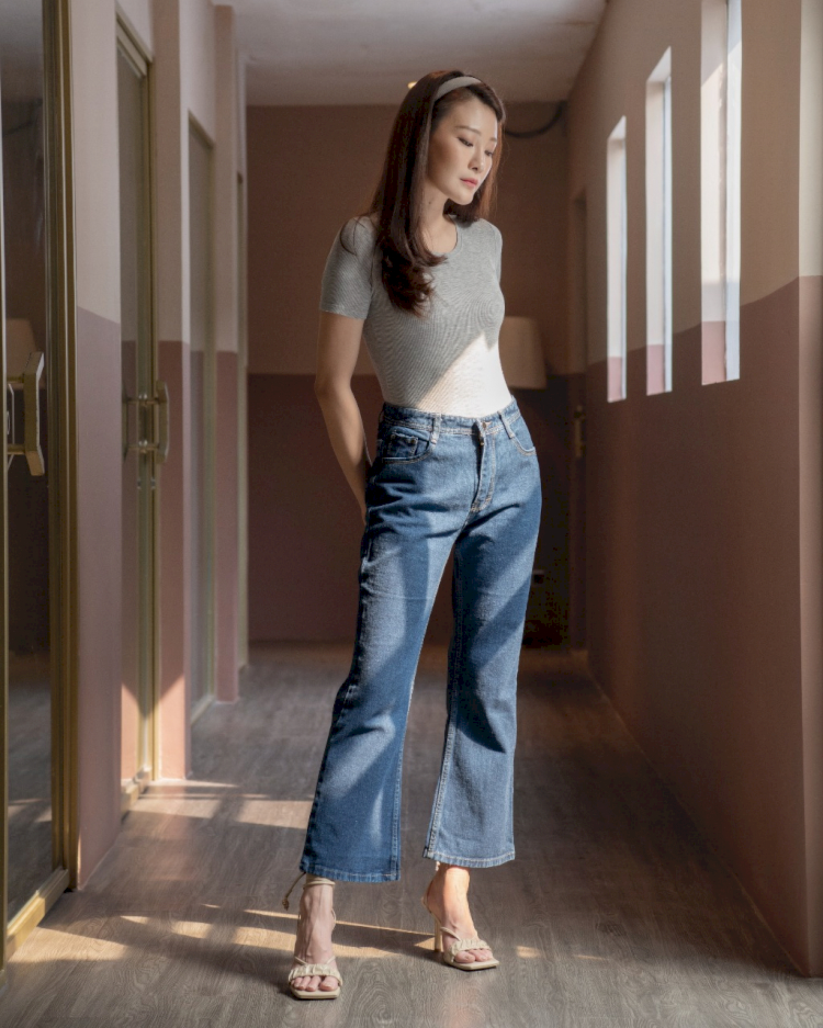 Hai Girl, Ini 5 Celana Jeans Paling Kekinian 2021 - Foto 5