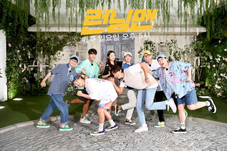 Pamit Undur Diri, 5 Potret Kenangan Lee Kwang-soo Bareng Member Running Man - Foto 1