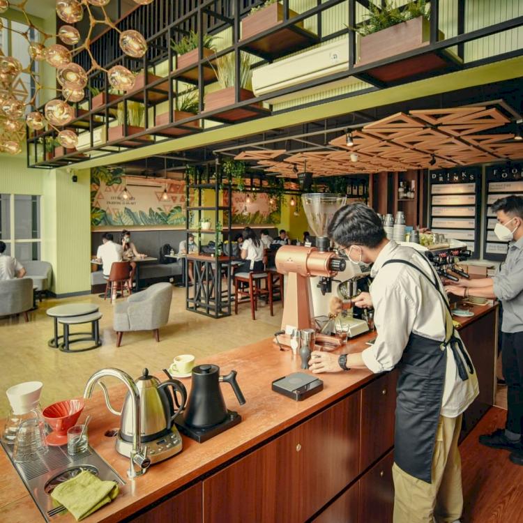 5 Kafe Kekinian di BSD, Cocok Jadi tempat Nongkrong - Foto 2