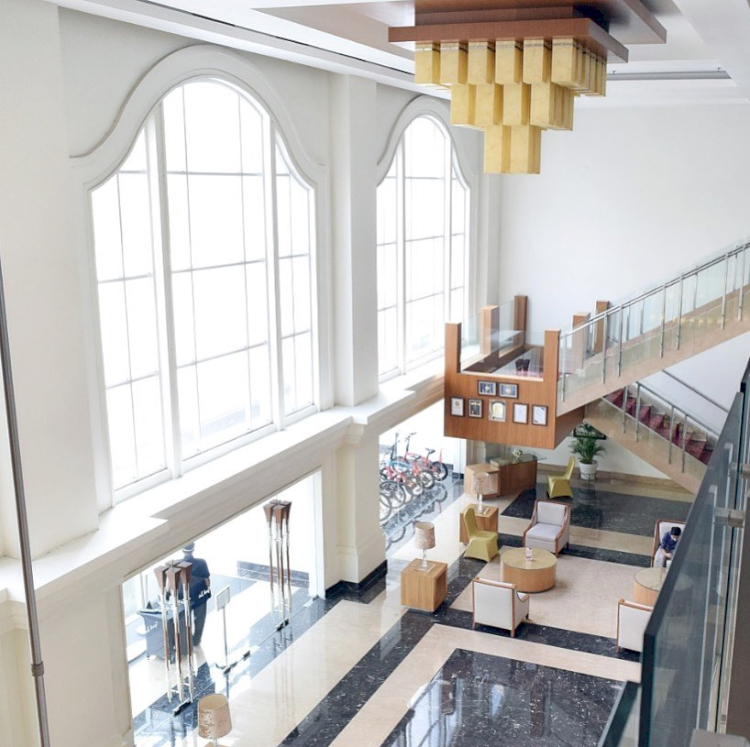 5 Hotel Instagramable di BSD Cocok Buat Staycation - Foto 4