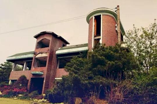 5 Tempat Paling Angker di Korea Selatan, Ada Bekas Rumah Sakit yang Direkturnya Sakit Jiwa - Foto 3
