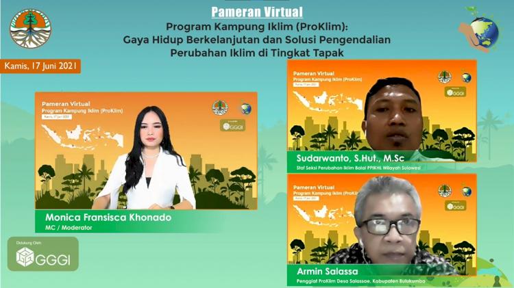 Peduli Lingkungan Hidup, KLHK Optimalkan Program Kampung Iklim - Foto 1