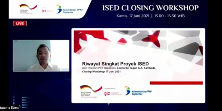 Proyek ISED Berakhir, Kemitraan Strategis Pembangunan Berkelanjutan Tetap Jalan - Foto 1