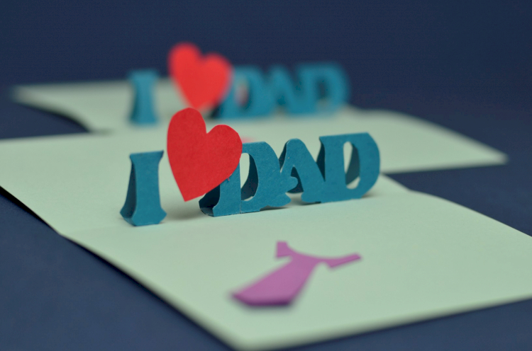 Rayakan Hari Ayah Sedunia, Yuk Lengkapi Kadomu dengan Kartu Ucapan Handmade - Foto 3