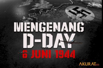 Mengenang D-Day, 6 Juni 1944