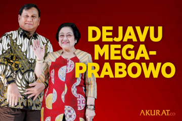 Dejavu Mega-Prabowo