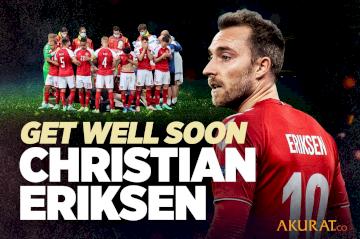 Get Well Soon Christian Eriksen