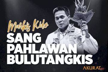 Markis Kido Sang Pahlawan Bulutangkis