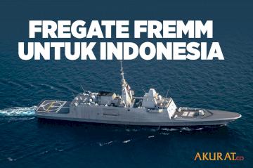 Fregate FREMM untuk Indonesia
