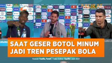 Viral Manuel Locatelli Singkirkan Botol Coca-Cola, Sindir Cristiano Ronaldo Nih?