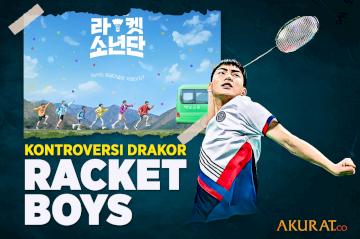 Kontroversi Drakor Racket Boys
