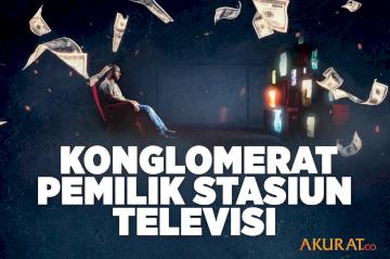 Konglomerat  Pemilik Stasiun Televisi