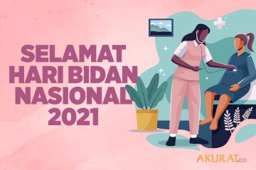 Selamat Hari Bidan Nasional 2021