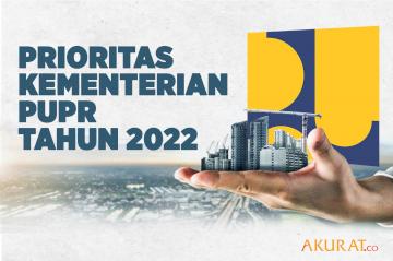 Prioritas Kementerian PUPR Tahun 2022
