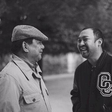 5 Momen Manis Kebersamaan Prabowo dan Anak Tunggalnya - Foto 1