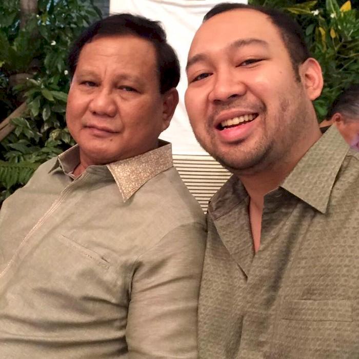 5 Momen Manis Kebersamaan Prabowo dan Anak Tunggalnya - Foto 5