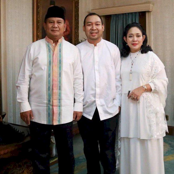 5 Momen Manis Kebersamaan Prabowo dan Anak Tunggalnya - Foto 3