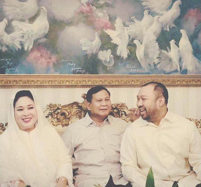 5 Momen Manis Kebersamaan Prabowo dan Anak Tunggalnya - Foto 4