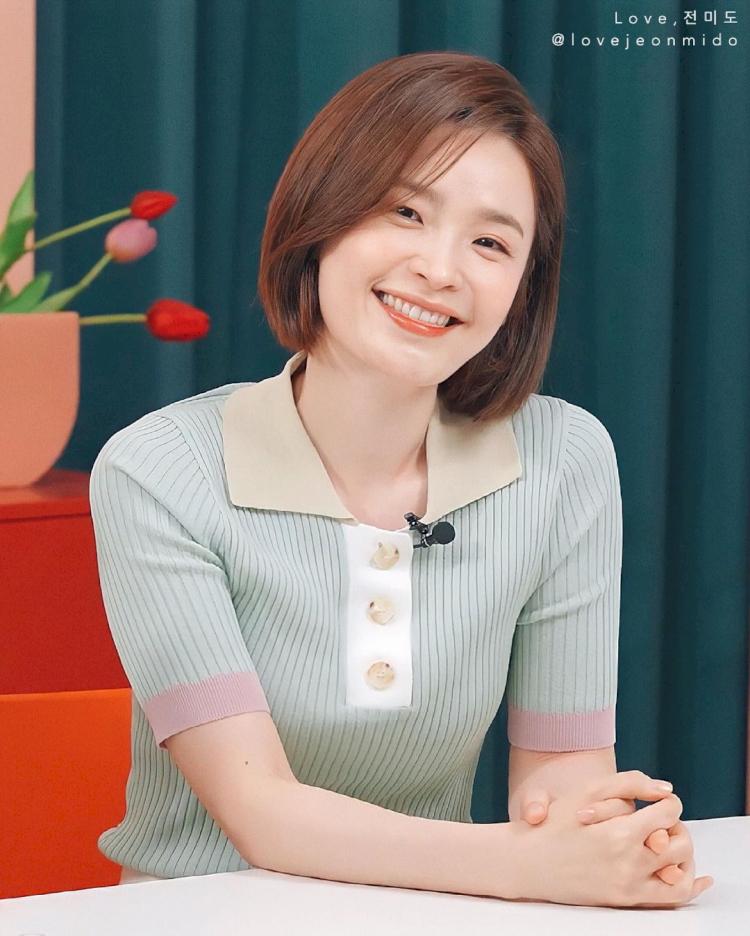 7 Potret Manis Jeon Mi-do, Jadi Dokter Imut di Hospital Playlist - Foto 7