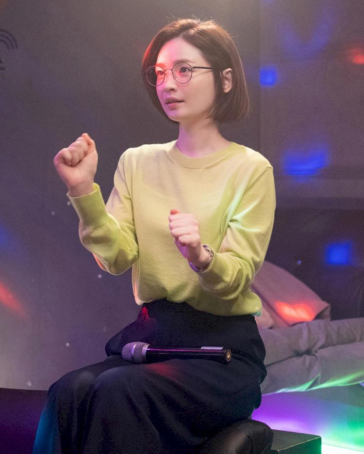 7 Potret Manis Jeon Mi-do, Jadi Dokter Imut di Hospital Playlist - Foto 1