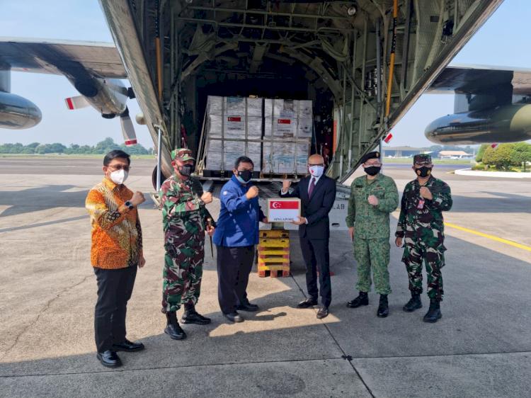 Dari China hingga India, 7 Negara Ini Kirim Bantuan ke Indonesia untuk Atasi Krisis COVID-19 - Foto 3