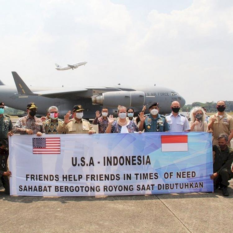 Dari China hingga India, 7 Negara Ini Kirim Bantuan ke Indonesia untuk Atasi Krisis COVID-19 - Foto 5