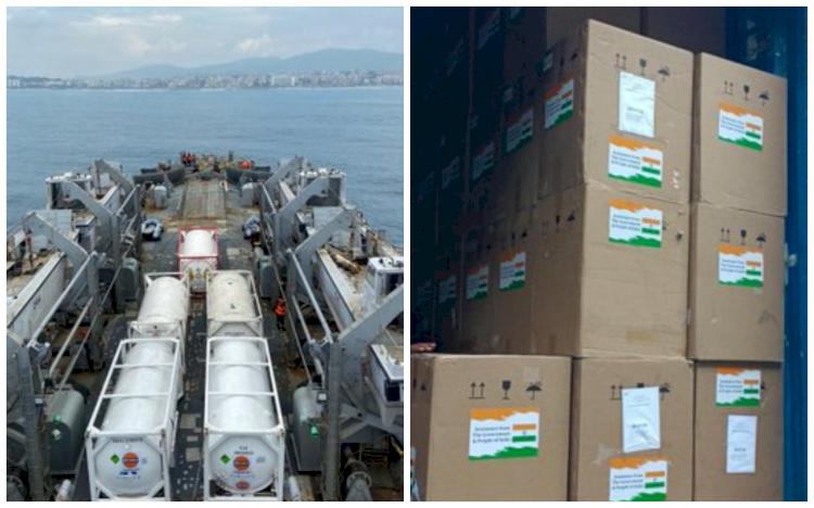 Dari China hingga India, 7 Negara Ini Kirim Bantuan ke Indonesia untuk Atasi Krisis COVID-19 - Foto 4