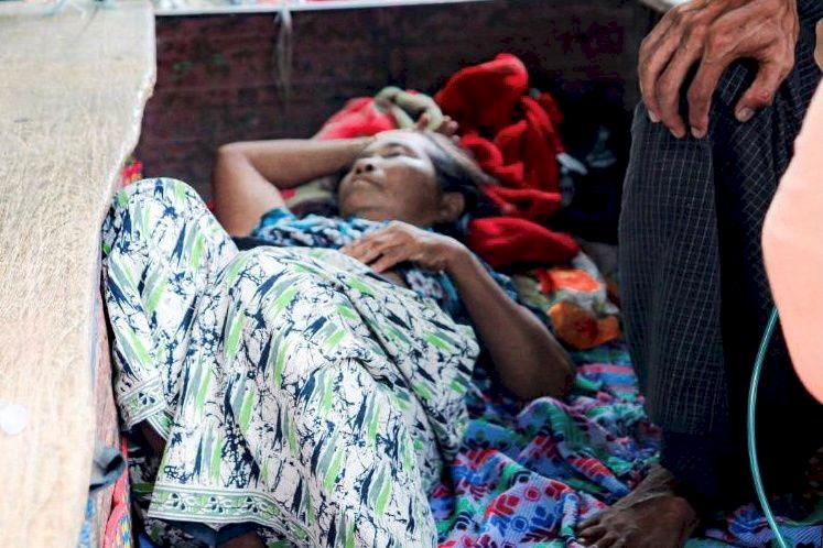 Miris Militer Myanmar Diduga Penjarakan Sejumlah Dokter saat COVID-19 Merajalela - Foto 2