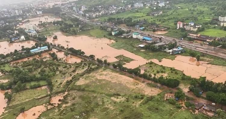 Banjir dan Tanah Longsor Landa India, 125 Orang Tewas - Foto 1