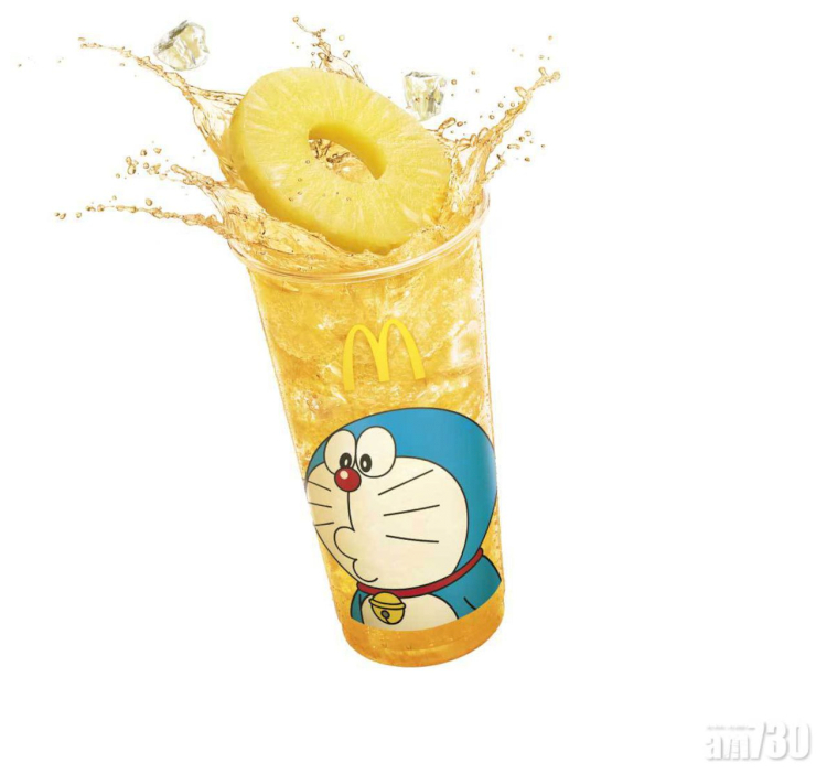 McDonalds Rilis Menu Kolaborasi Bersama Doraemon - Foto 4