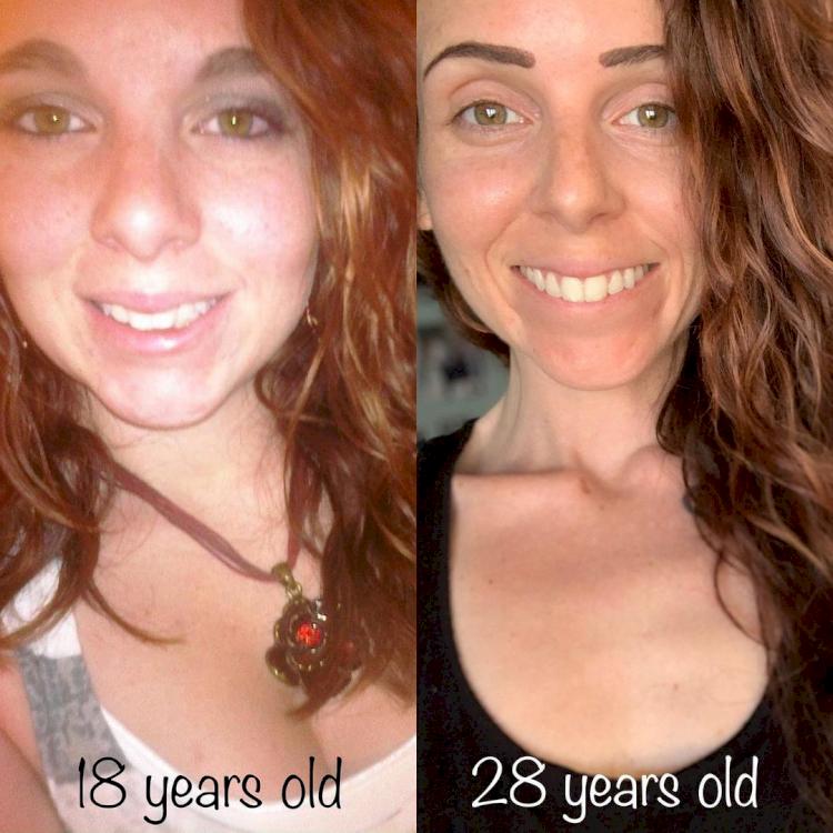 5 Potret Transformasi Diet Vegan yang Malah Dihujat Warganet - Foto 2