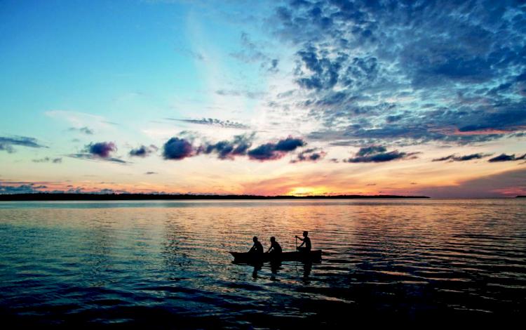 Pesona Pulau Maratua, Surga Bawah Laut yang Ada di Kalimantan Timur - Foto 1