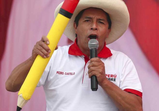 Dinobatkan Jadi Presiden Miskin Pertama Peru, 5 Fakta Menarik Pedro Castillo - Foto 4