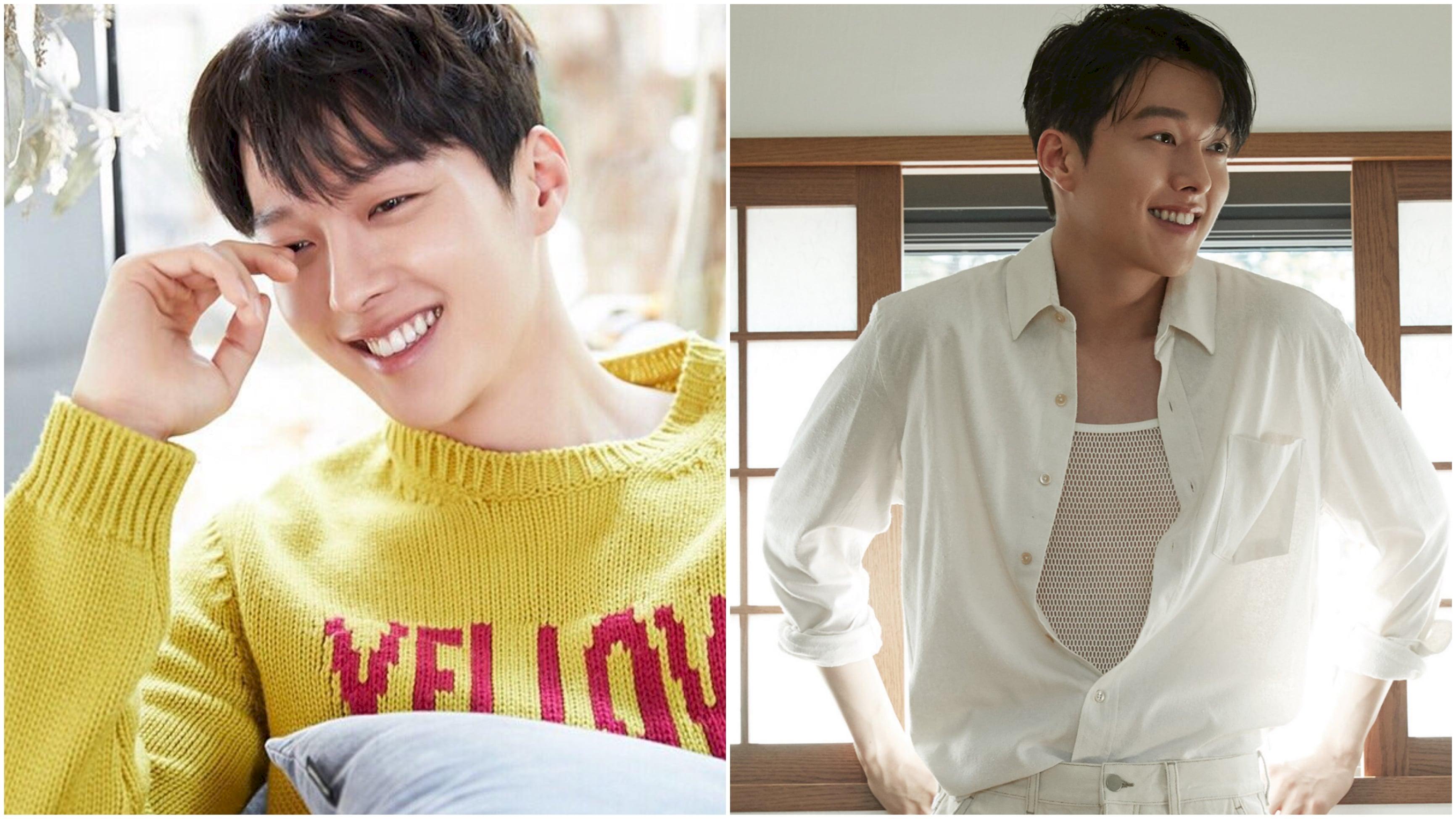 7 Potret Jang Ki-yong Pamer Senyum Manis, Bikin Jatuh Hati!
