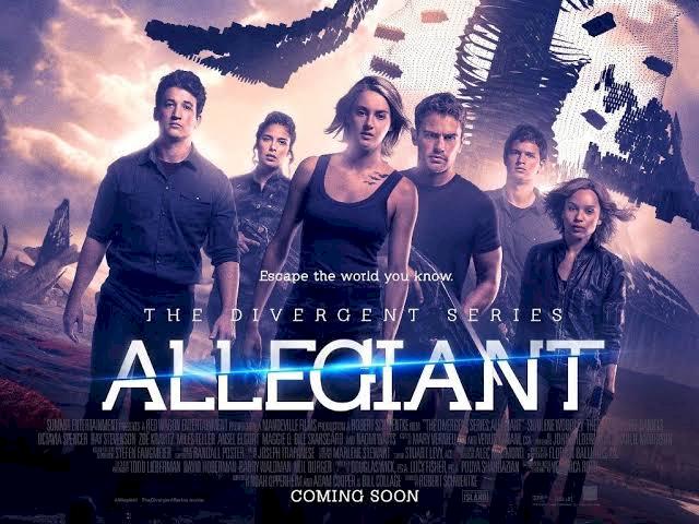 Sinopsis Film The Divergent Series: Allegiant, Kisah Terakhir Tris dan Four Ungkap Kehidupan di Balik Tembok Chicago