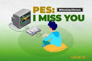 PES: I Miss You