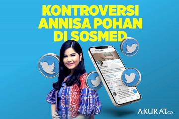 Kontroversi Annisa Pohan Di Sosmed