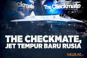 The Checkmate, Jet Tempur Baru Rusia