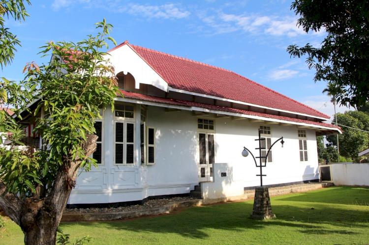 Intip Rumah Pengasingan  Ir. Soekarno di Bengkulu, Saksi Bisu Perjuangan dan Kisah Cinta - Foto 2